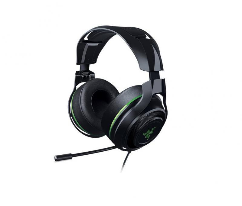 Casti cu microfon Razer ManO'War ManO'War 7.1 Wired Headset - L