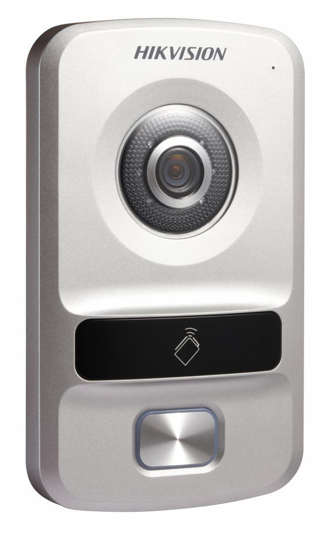 Post videointerfon color Hikvision DS-KV8102-IP, 1.3 MP Villa