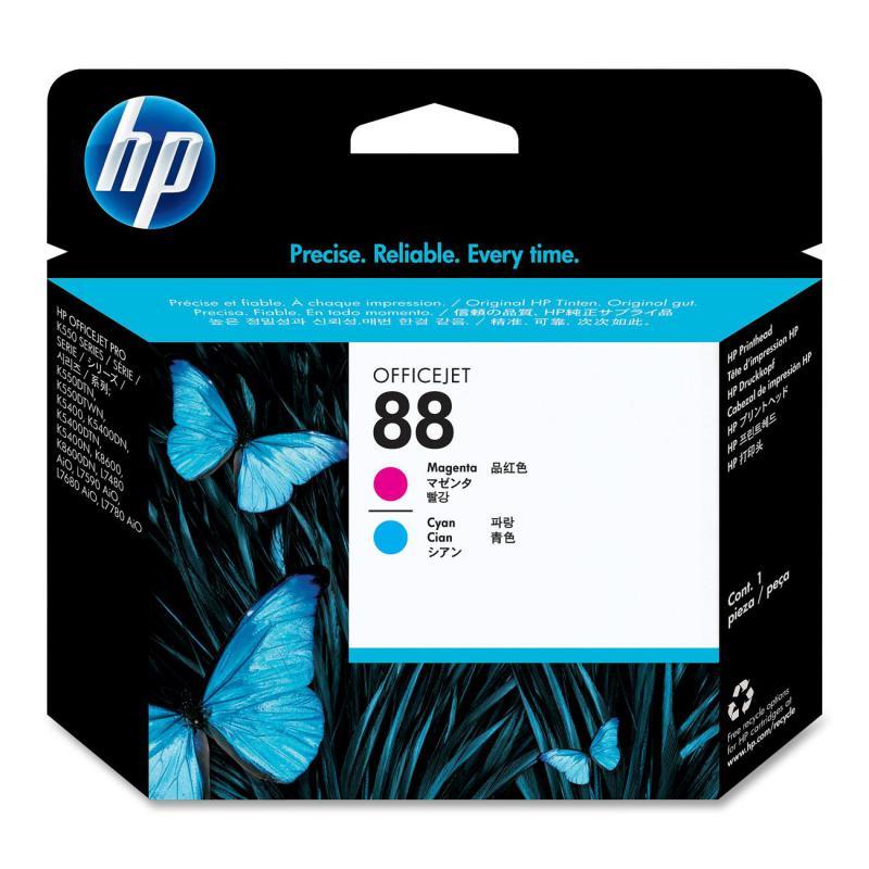Cap imprimare HP C9382A, magenta si cyan, OfficeJet K5400, Offi