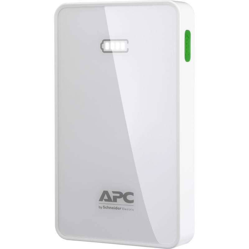 Baterie externa APC portabila M5 5000mAh 1x USB 2.4A/5V 1x USB