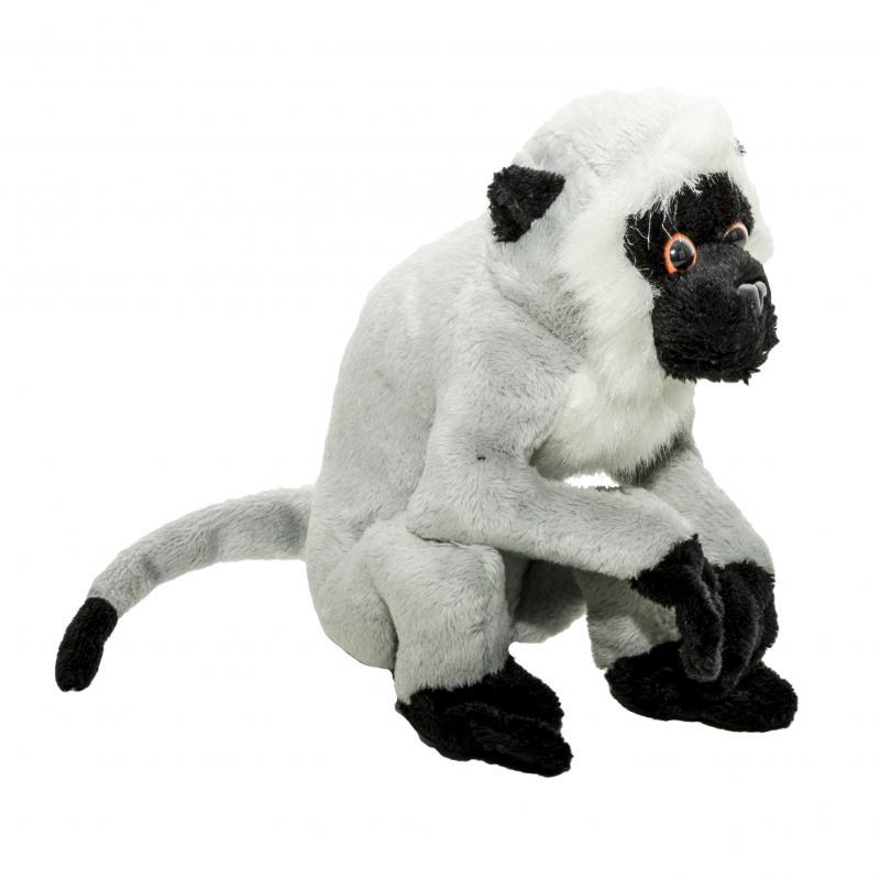 Pluș maimuță vervet, 16.5 cm