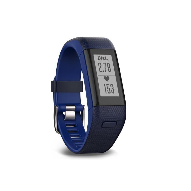 Bratara electronica fitness Garmin Vivosmart HR+GPS Activity Tr
