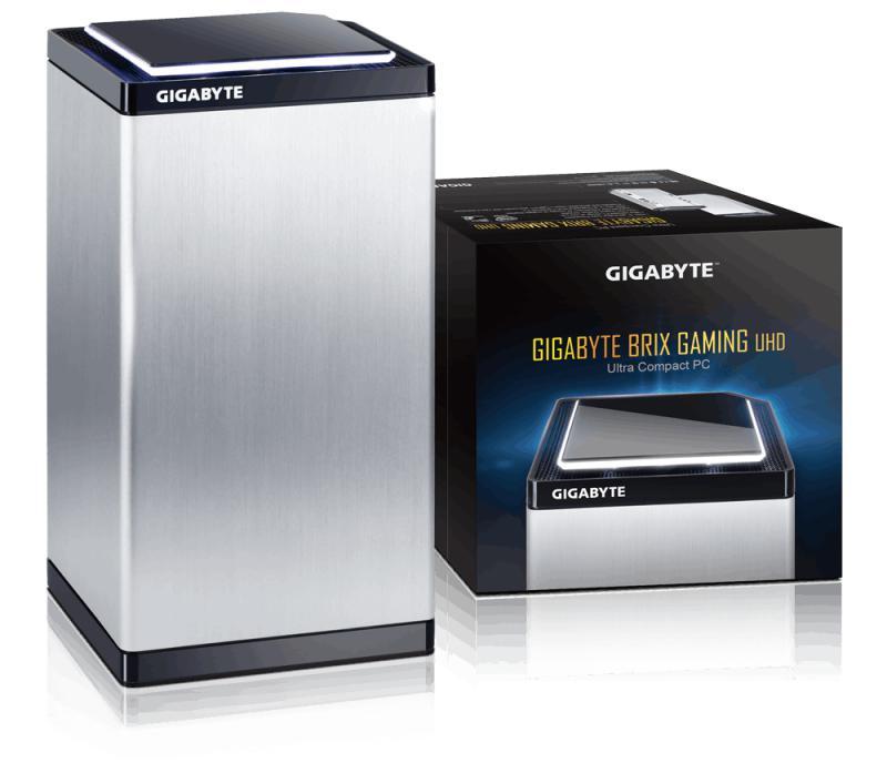 Intel mini pc Barebone Gigabyte GB-BNI7HG4-950, Intel® Core™ i7