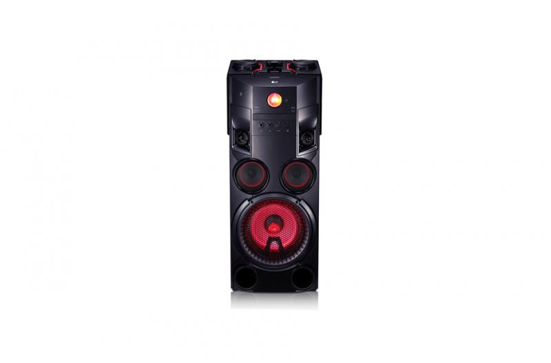 MINISISTEM AUDIO LG OM7560, One-Body Party Booster, 1.000W, Aut
