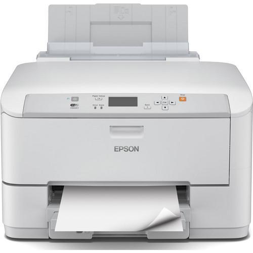 Imprimanta inkjet color Epson WF-5190DW, dimensiune A4, duplex,