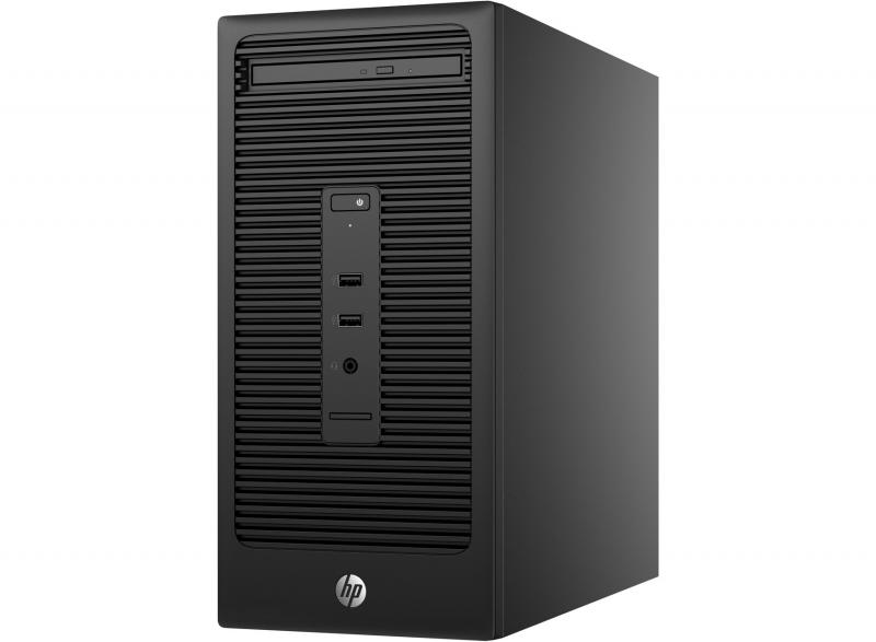 Desktop HP 285 G2 Microtower, AMD A6-5400B (3.6G, 1M), Video in