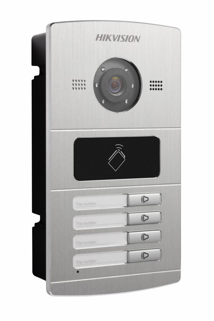 Post videointerfon color Hikvision DS-KV8402-IM, 1.3 MP Villa D