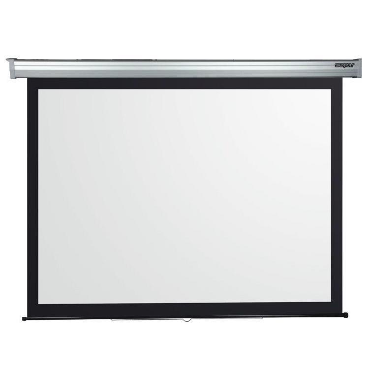 Ecran de proiectie electric Sopar Lorenzo, 240 x 200cm, Telecom