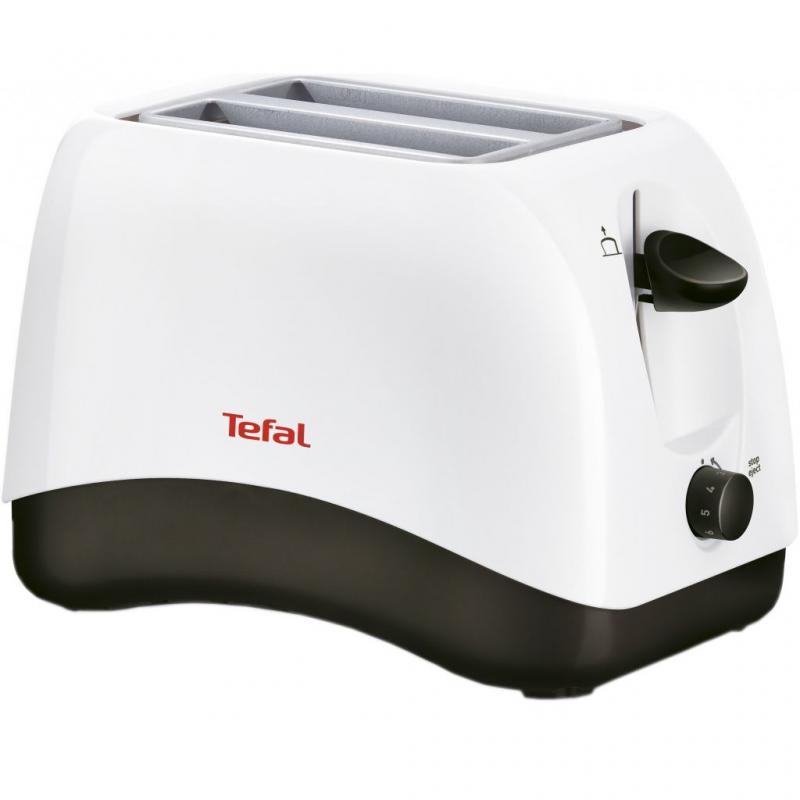 Prajitor de paine Tefal TT130130, putere 850 W, 2 fante, 7 nive