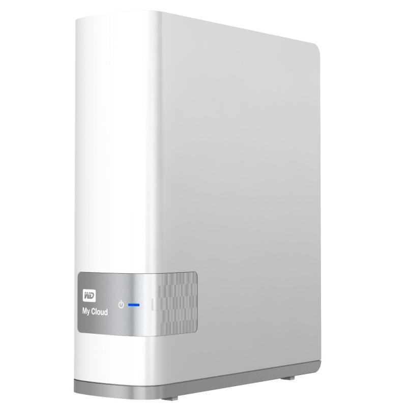 NAS WD, 1 Bay, 3TB, My Cloud Personal Cloud Storage, Gigabit Et