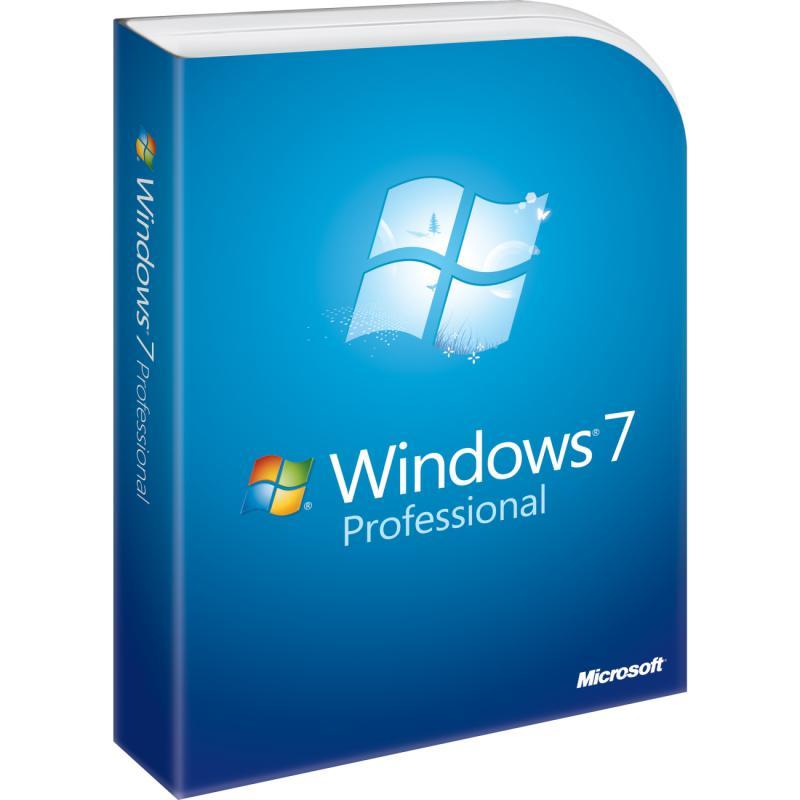 Licenta OEM Microsoft Windows 7 Professional Refurbished 3Pack,