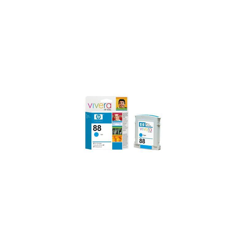 Cartus inkjet HP C9386AE, cyan, 9 ml, OfficeJet K5400, OfficeJe