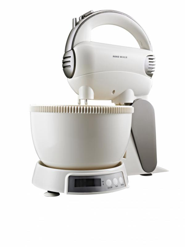 Mixer cu bol Gorenje M705WS, putere: 425 W, capacitate bol: 1.5