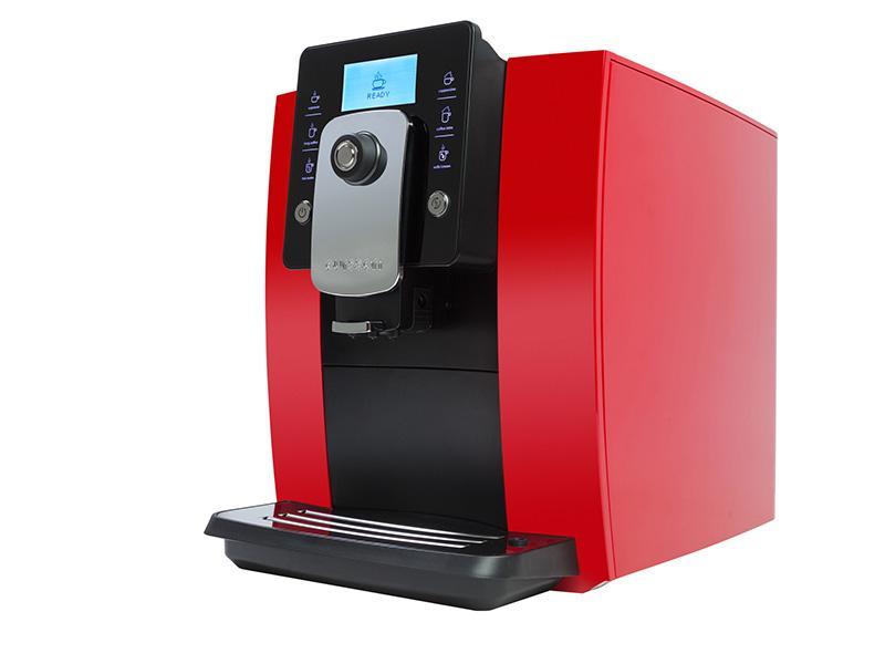 Espressor automat de cafea Oursson AM6244/RD, putere: 1200W, pr