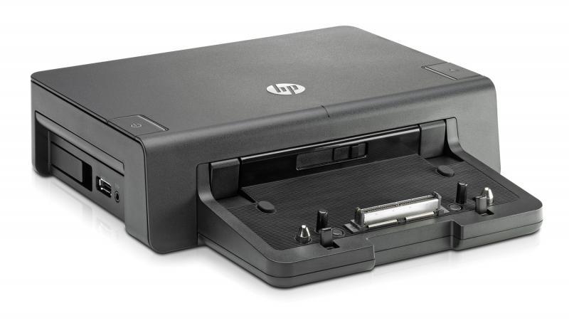 Docking Station HP 2012 120W, Porturi: 4 x USB3.0, 2 x USB2.0,