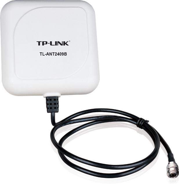 Antena TP-Link, TL-ANT2409B, exterior, directionala Panel 2.4GH