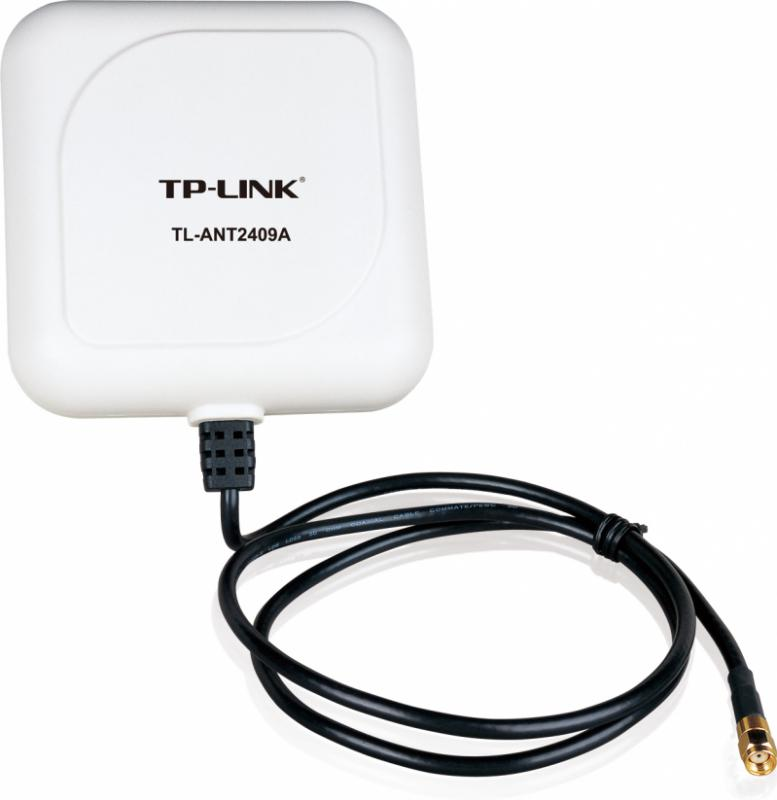 Antena TP-Link, TL-ANT2409A, exterior, directionala Panel 2.4GH