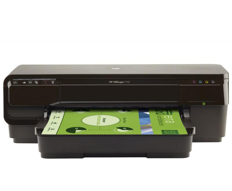 Imprimanta inkjet color HP Officejet 7110 Wide Format, dimensiu