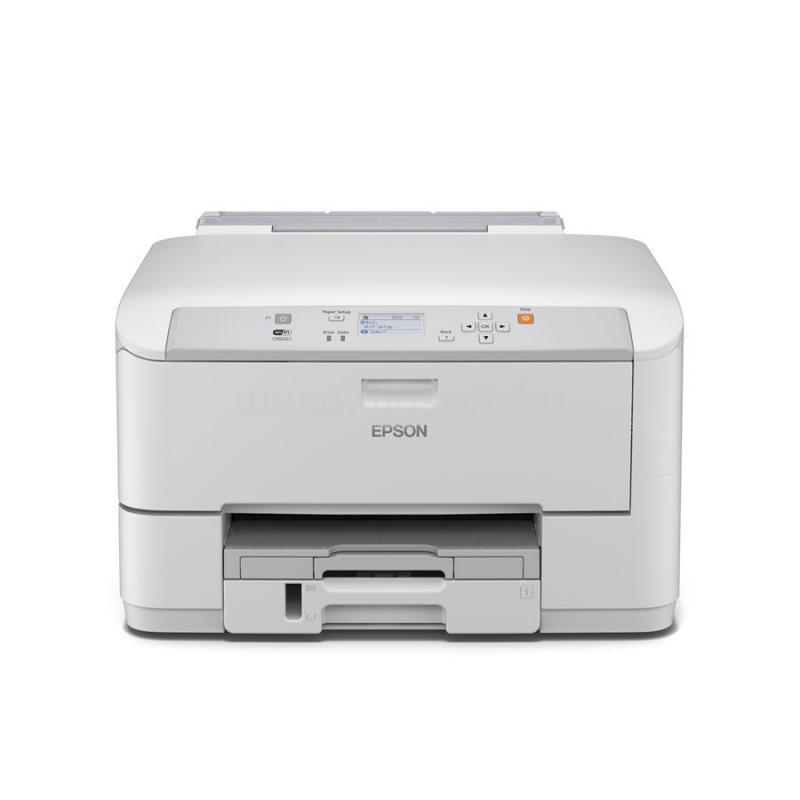 Imprimanta inkjet color Epson WF-5110DW, dimensiune A4, duplex,
