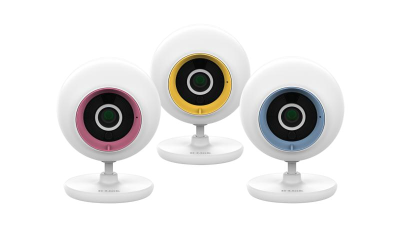 Camera Monitorizare Copii D-Link, Wi-Fi EyeOn Baby Monitor Juni