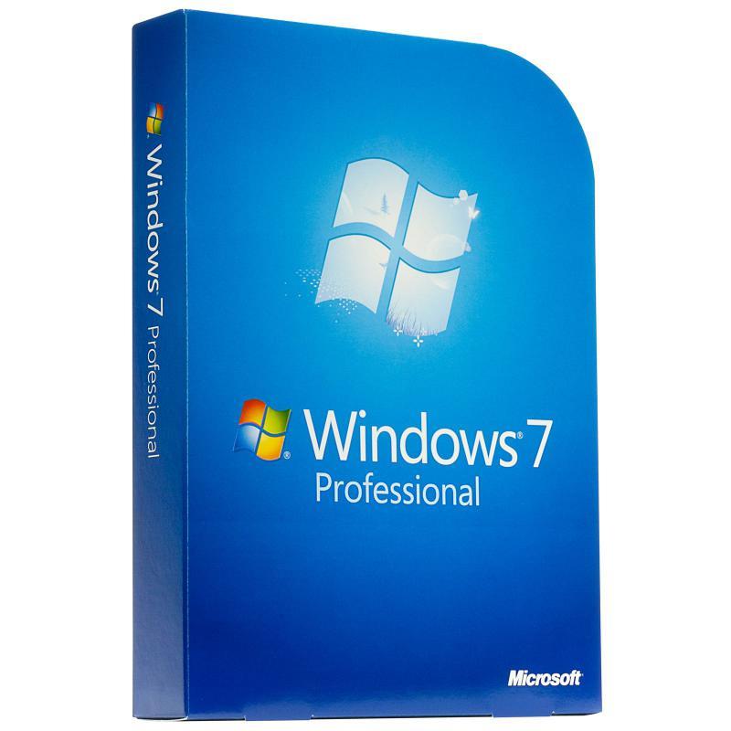 Licenta OEM Microsoft Windows 7 Pro SP1 64 bit Romanian