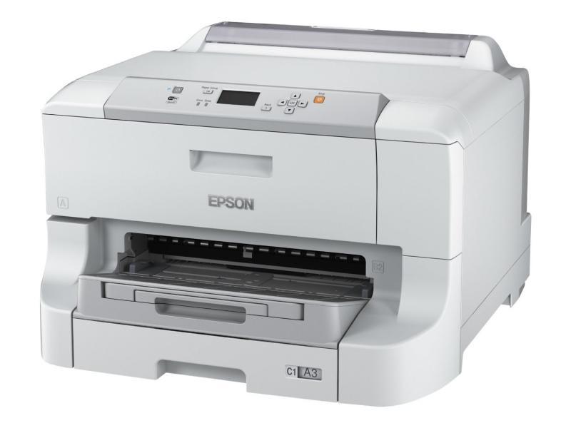 Imprimanta inkjet color Epson Workforce WF-8090DW, dimensiune A