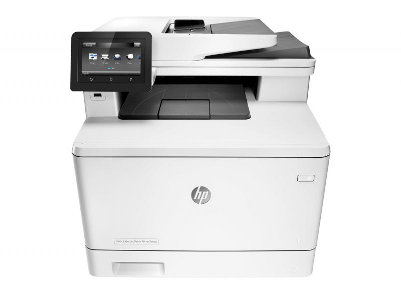 Multifunctional laser color HP M477FNW, dimensiune A4 (Printare