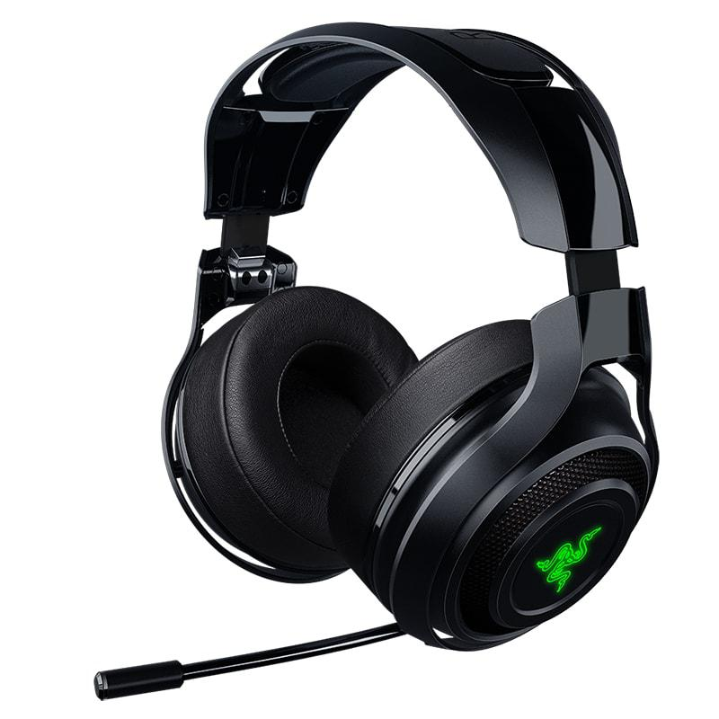 Razer Man O' War Wireless Gaming Headset, RZ04-01490100-R3G1, 2