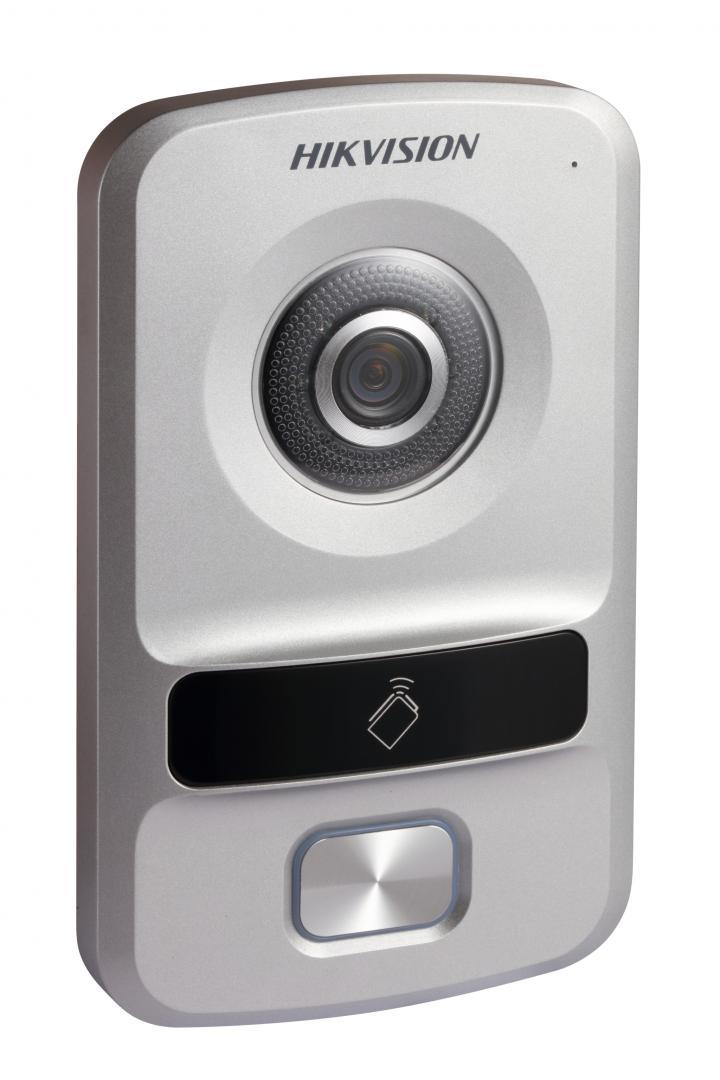 Post videointerfon color Hikvision DS-KV8102-VP, 1.3 MP Villa D