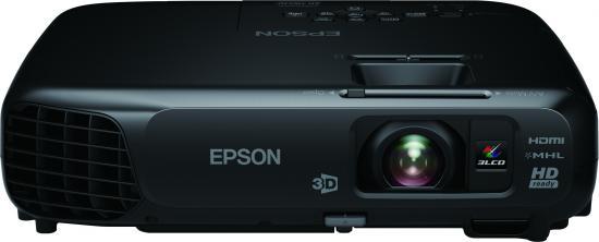 Proiector EPSON EH-TW570, WXGA, 1280 x 800, 16:10, HD ready, 3