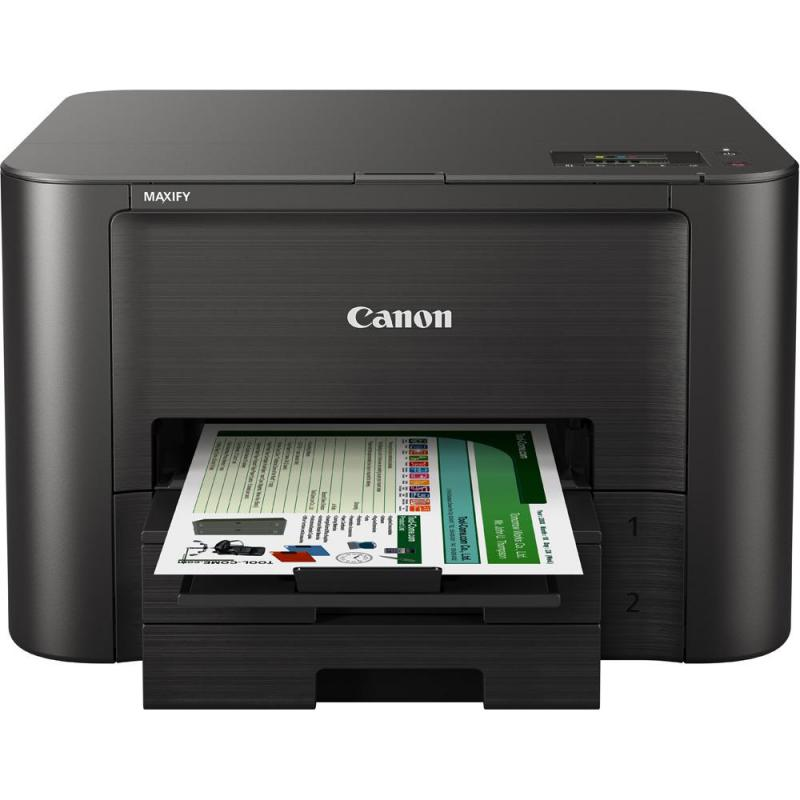 Imprimanta inkjet color Canon Maxify IB4050, dimensiune A4, dup