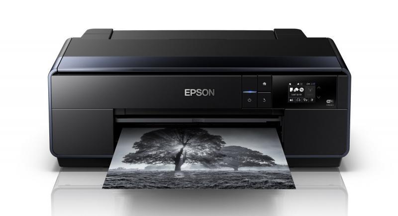 Imprimanta inkjet color Epson Surecolor P600, dimensiune A3+, v