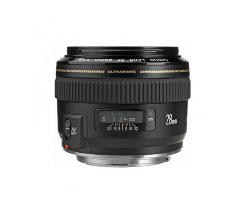 Obiectiv foto Canon EF-S 28mm/ F 1.8 USM