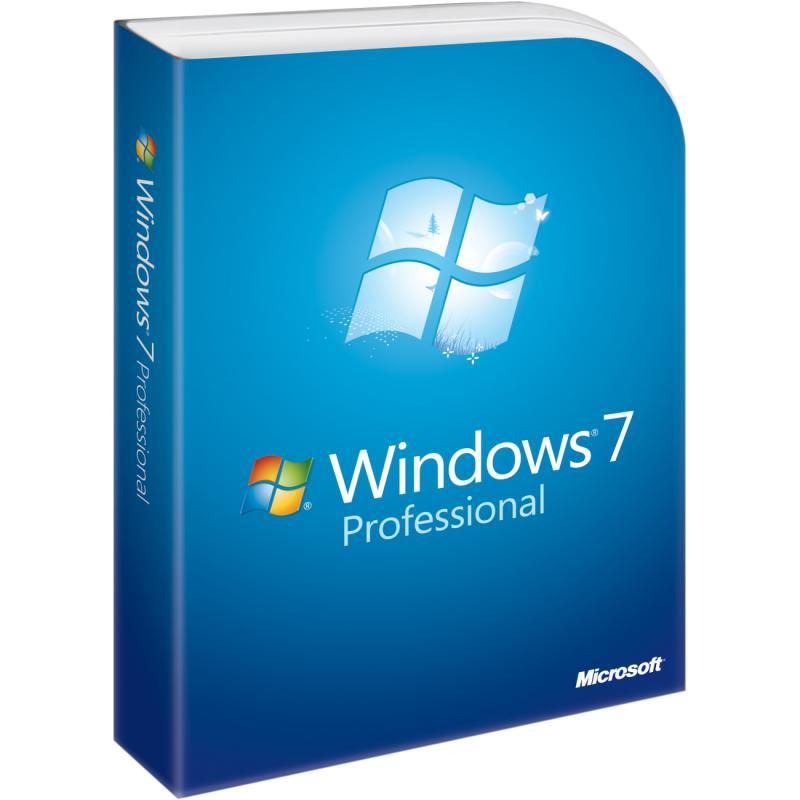 Licenta OEM Microsoft Windows 7 Pro SP1 64 bit English