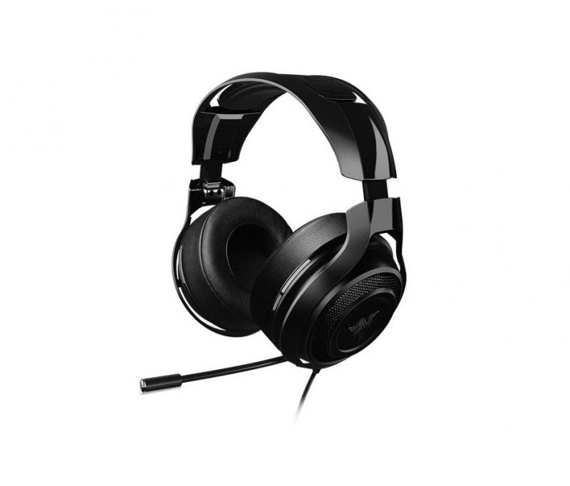 Casti cu microfon Razer ManO'War 7.1 Wired Headset - Black, Ful