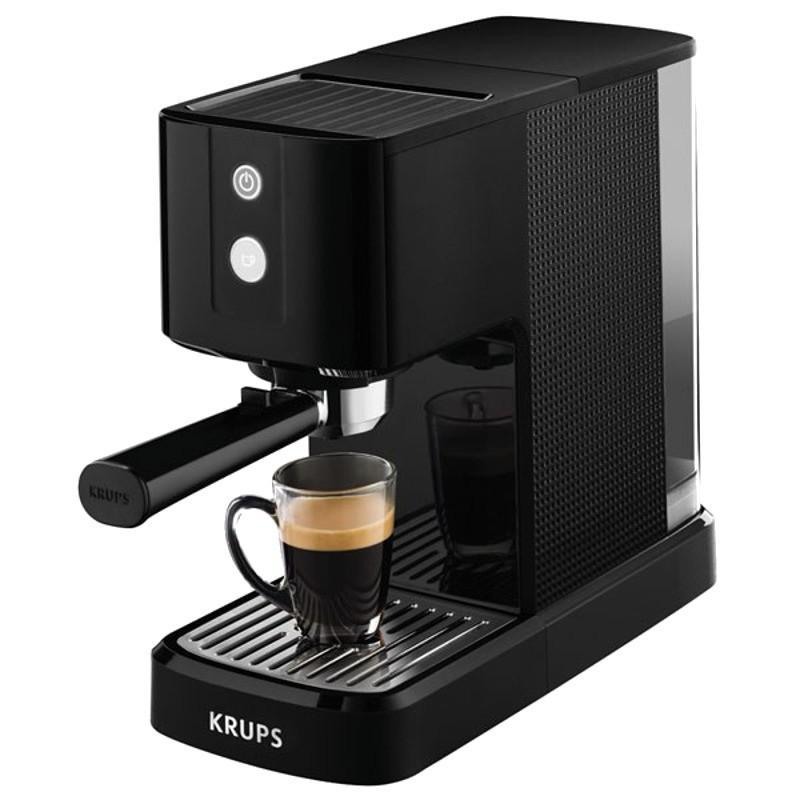 Espressor Krups XP341010, putere 1460W, 15 bar, tip aparat manu
