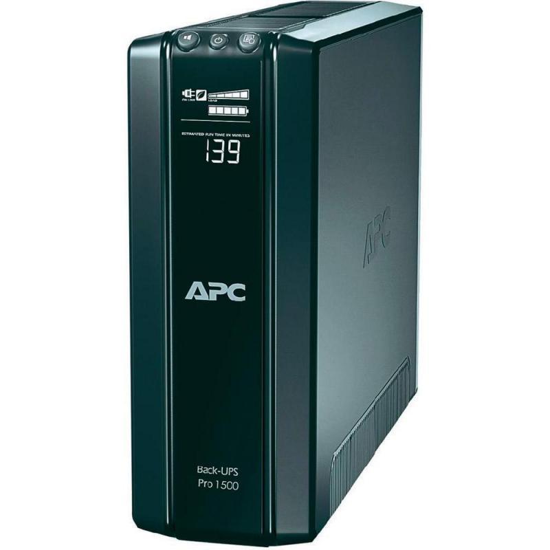 UPS APC Back-UPS RS line-interactive / aprox.sinusoida 1500VA /