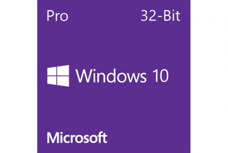 Licenta OEM Microsoft Windows 10 Pro 32 bit Romanian
