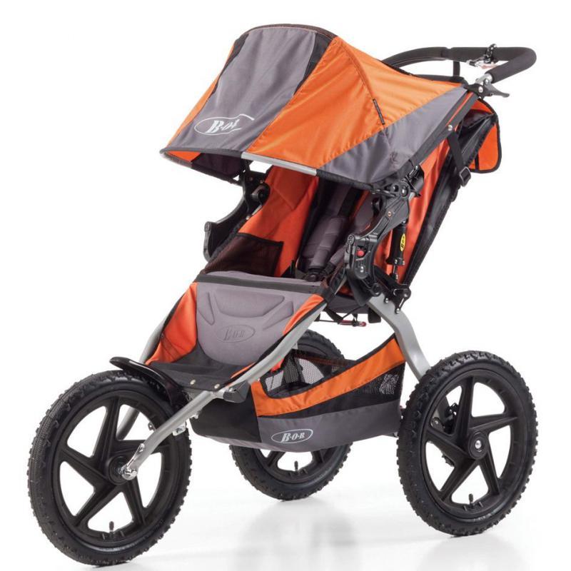 Britax Stroller Sport Utility BOB Orange
