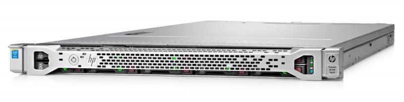 Server Rackabil HP ProLiant DL160 Gen9 2 x Intel Xeon E5-2630v3