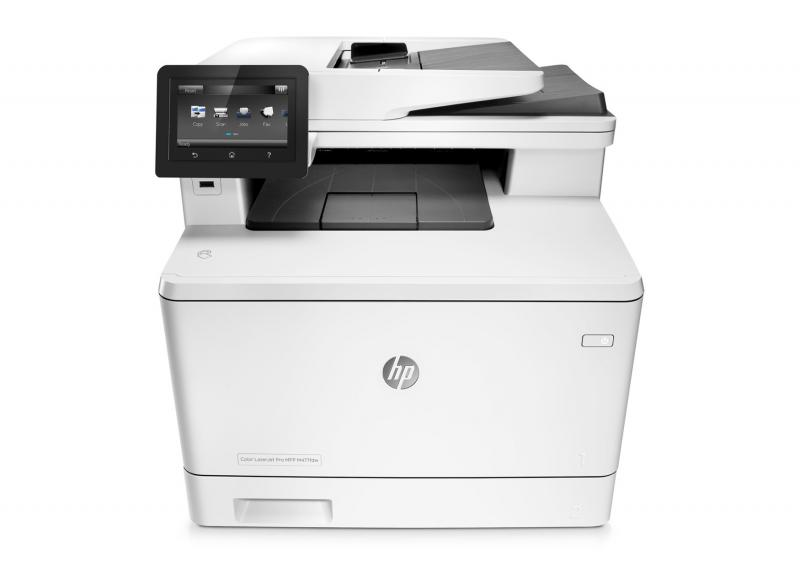 Multifunctional laser color HP M477FDW, dimensiune A4 (Printare