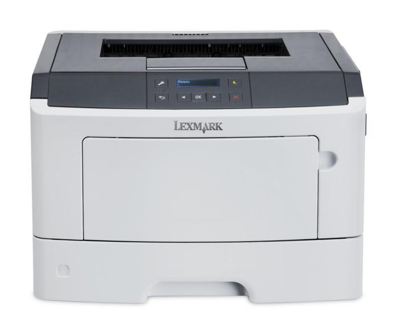Imprimanta laser mono Lexmark MS312DN, Dimensiune: A4, Viteza: