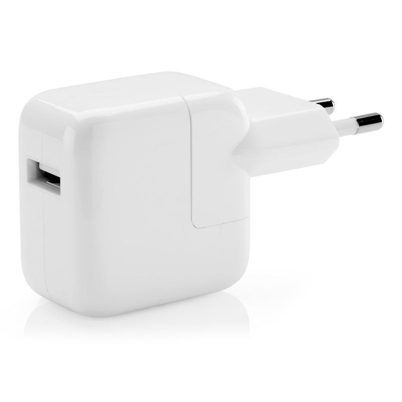 Adaptor Apple 12W USB, compatibil iPhone/iPad/iPod