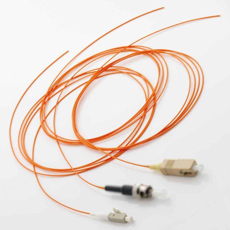 Pigtail Nexans LANmark-OF single-mode SC single-mode 1m LSZH Ma