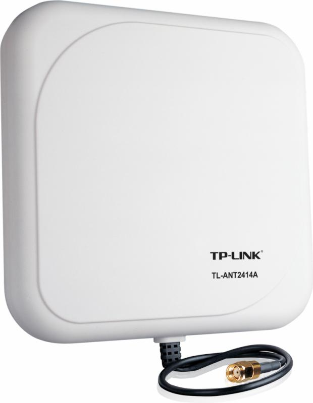 Antena TP-Link, TL-ANT2414A, exterior, directionala Panel 2.4GH