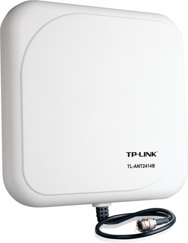 Antena TP-Link, TL-ANT2414B, exterior, directionala Panel 2.4GH