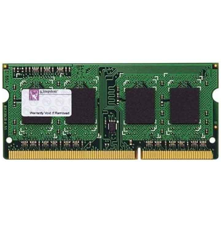Memorie RAM notebook Kingston, SODIMM, DDR3L, 4GB, 1600MHz, CL1