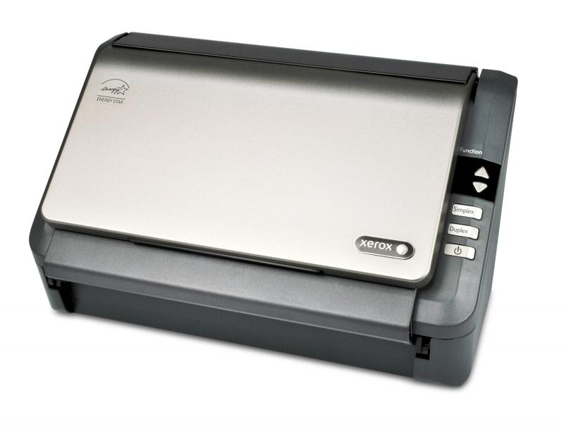 Scanner Xerox Documate 3125,A4, Sheeted, 25 ppm/44 ipm, 600 dpi