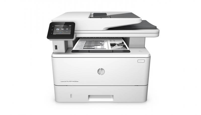 Multifunctional laser mono HP M426FDW, Imprimare, Copiere, Sca