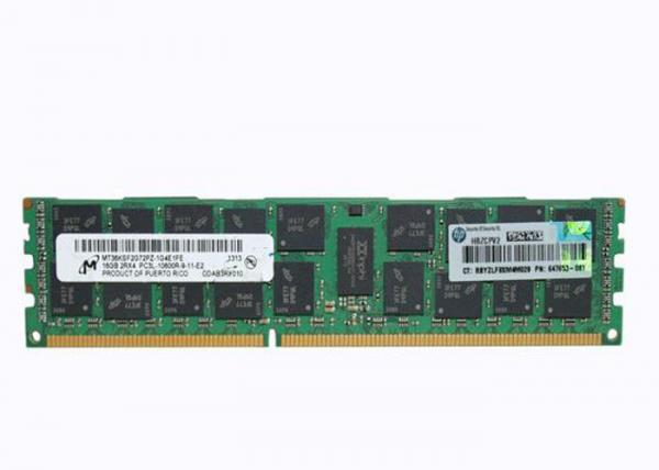 Memorie Server HP 16GB 2RX4 PC3L-10600R-9 KIT 647901-B21